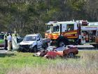 Cunningham Highway open to traffic after fatal crash