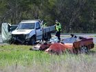 Tragedy strikes again in early morning fatal highway crash