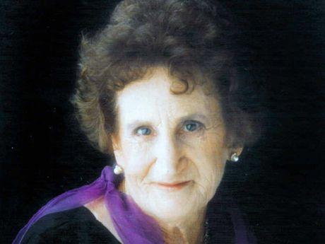 Olive Stuhmcke passed away on September 10.