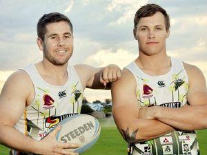 Phillips and Cleeland cherish fine partnership