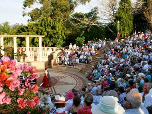 Outdoor opera set to delight patrons