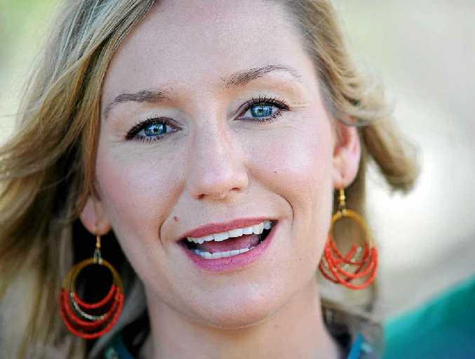 GUEST SPEAKER: Senator Larissa Waters will speak at the Dalby DV forum tomorrow.