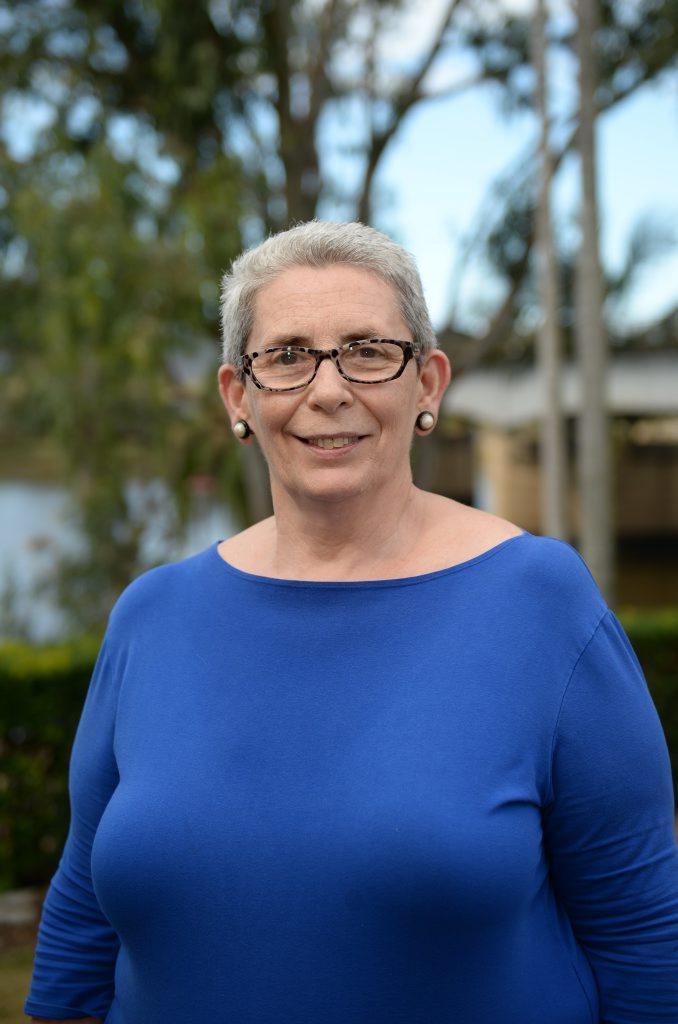 Team McMillan: Catherine George. Photo Allan Reinikka / The Morning Bulletin