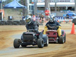 CQ Mower Racing 3-4 Oct