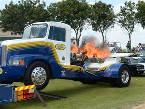 Rocky CQ Convoy fun day