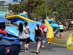 Customers still seeking Yeppoon & Rocky water slide refunds