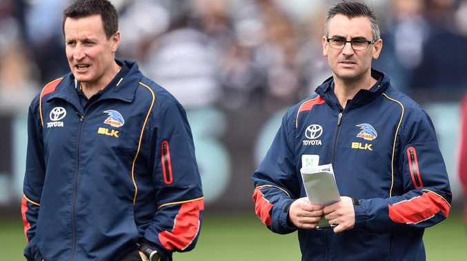 John Worsfold has been given the challenge of rebuilding Essendon.