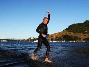 McKenzie primed for Hawaii Ironman test