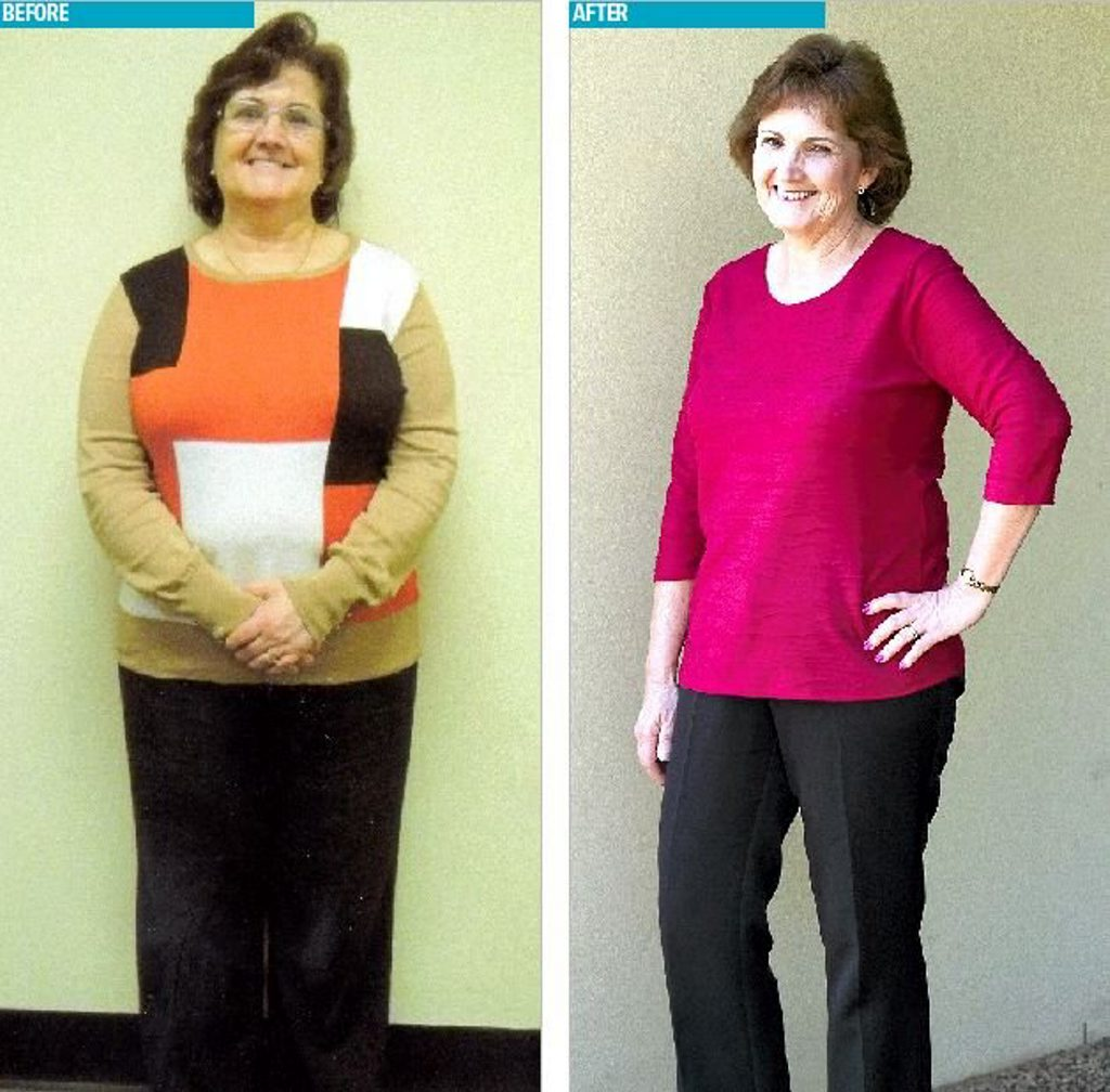 Sally Yin was motivated to lose weight after she found out she was obese