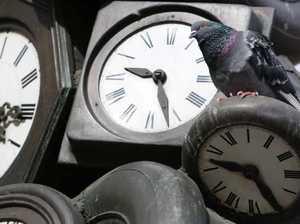 Has Toowoomba man solved daylight savings issue?