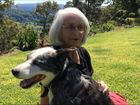 Whian Whian resident Jan Petroff describes the attack on her blue heeler, Bluey, by wild dogs.