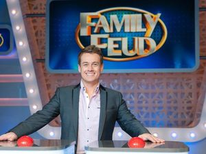 Grant Denyer sets sights on the PM for All Star Family Feud