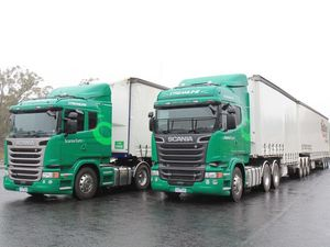 Scania's silent new Euro 6