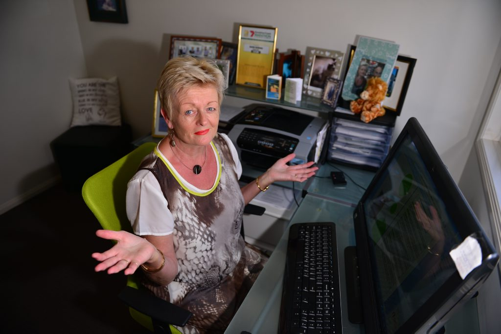 Jackie Anthony really wants to find a job. She has been trying hard for 15 months. Photo: John McCutcheon / Sunshine Coast Daily
