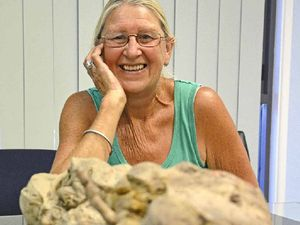 Grower's tips for 'giant brain' sized sweet potatoes