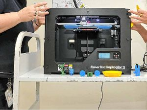 LETTER: New 3D printers threaten jobs