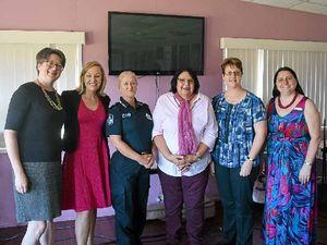 Senator Larissa Waters speaks out on Domestic Violence