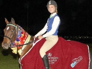 Zone 21 steps up at Pony Club state champs