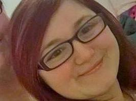 Jade Hatt, 21, stripped off, removed the boy's clothes and straddled him