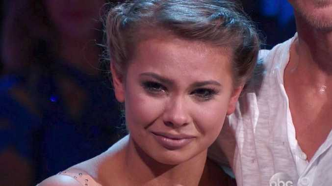 Bindi Irwin on Dancing with the Stars
