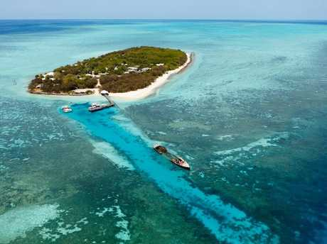 The Heron Island Wedding Expo is set to offer people a great chance to get all the information they need on having a luxurious Heron Island Wedding. Photo Contributed