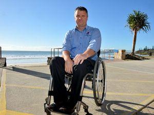 BP staff refuse to help sick paraplegic driver fill tank
