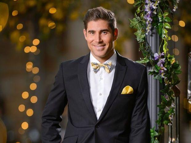 The Bachelorette contestant Tony Strugar.