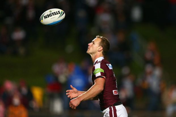 Daly Cherry-Evans will again be a key for the Sea Eagles. Photo: Cameron Spencer/Getty Images.