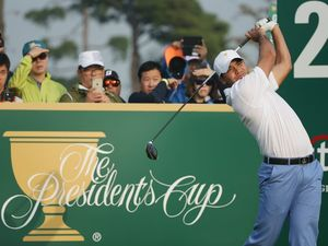 Dream Day, Spieth match-up at Presidents Cup can wait