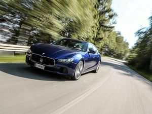 Maserati Ghibli gets new range of engines for 2016