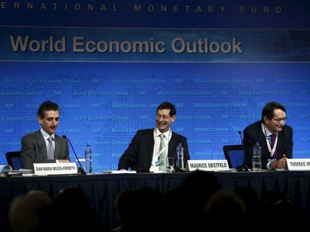 The IMF launch the World Economic Output on October 6.