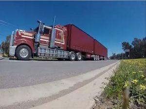 Truckin the Newell