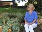 Maureen Sheargold shows off her garden at a previous Buderim Garden Festival.