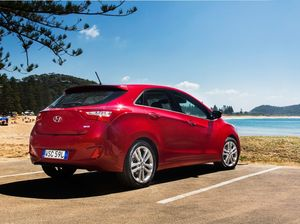 Hyundai i30 is Australia's current best seller