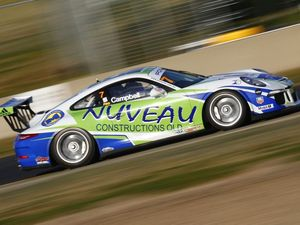 Matt Campbell fastest at Bathurst