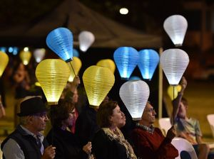 PHOTOS: Check out our coverage of the Light the Night