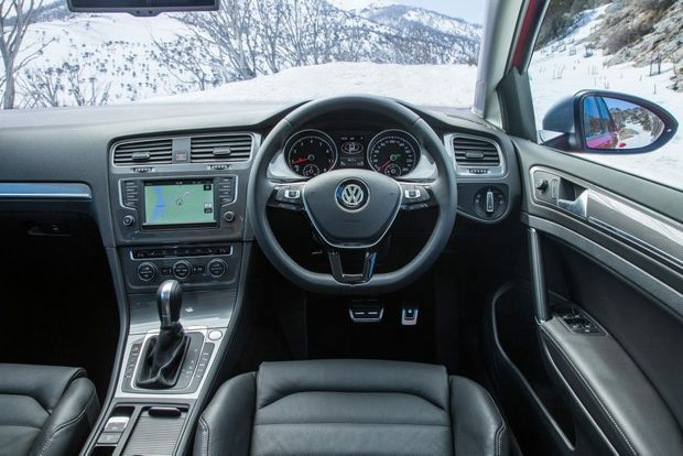 2015 VW Golf Alltrack. Photo: Contributed