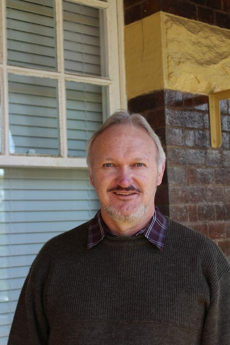 Michael Burge OAM