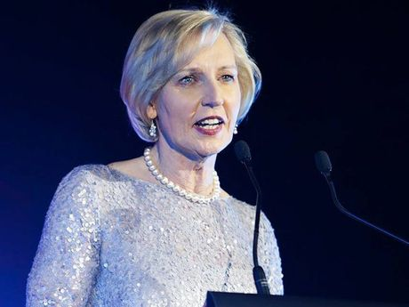 Catherine McGregor wants to visit Toowoomba
