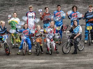 Valley BMX riders bring home three number one plates