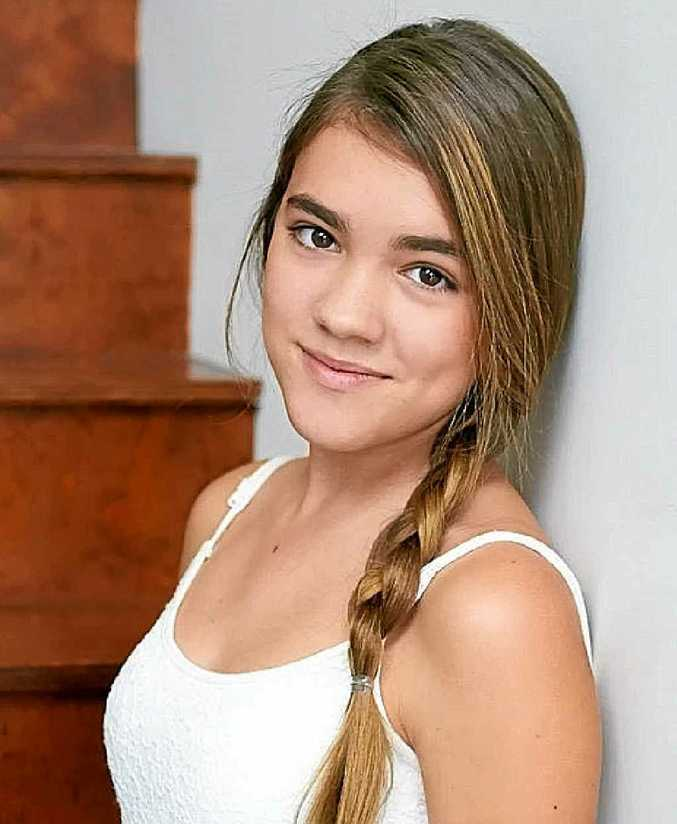Southern Cross High School student Jamaika Smith, 14, will play Elle Woods.