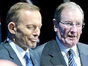 Top Liberal follows Abbott out the door