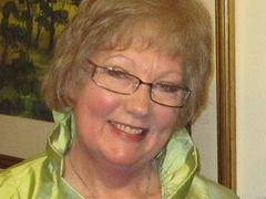 Book-seller Stephanie Reekie.