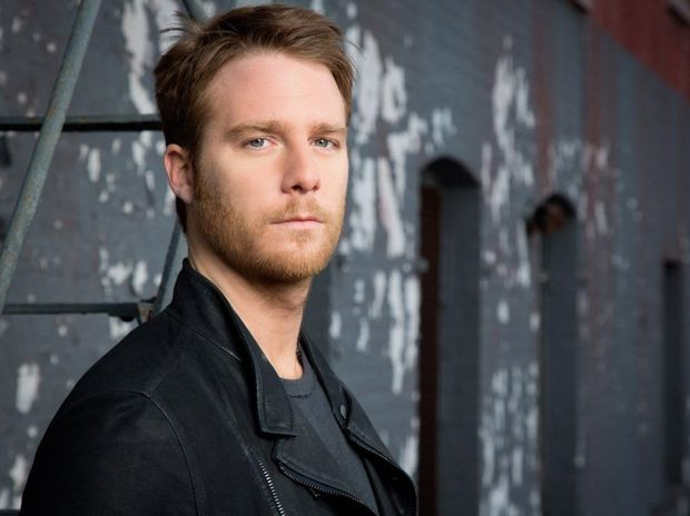 Jake McDorman stars in the TV series Limitless. Supplied by Channel 10.
