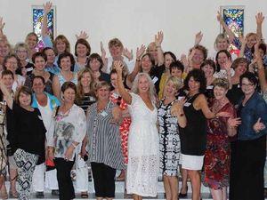 Range Convent celebrates 35 year reunion