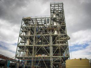 200 jobs for Gladstone's proposed Casper Oil Refinery