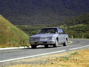 The 1984 VK Commodore. Photo: Contributed