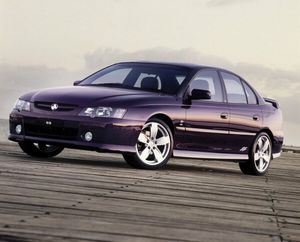 The 2002 VY Commodore. Photo: Contributed