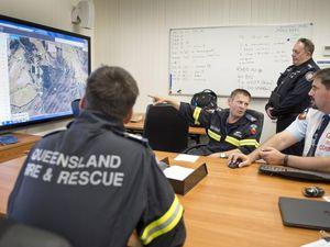 QFES/QFRS regional command centre