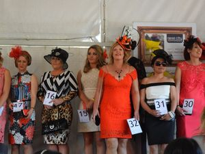 Warwick Cup Fashions on the Field
